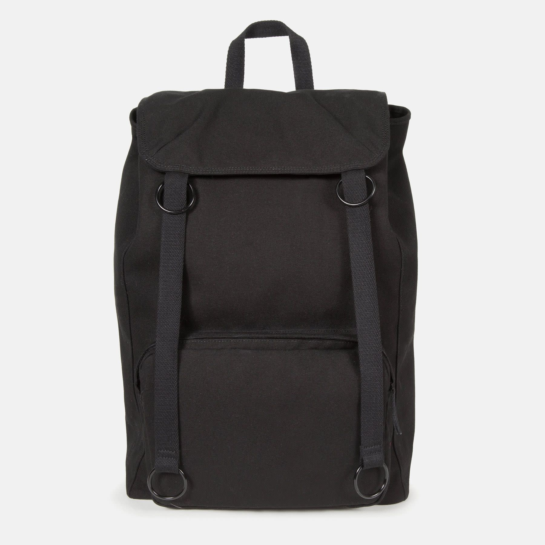RAF SIMONS Raf Simons X Eastpak Topload Loop Backpack Black
