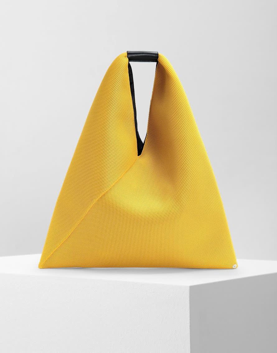 MM6 MAISON MARGIELA Japanese Medium Bag: Yellow