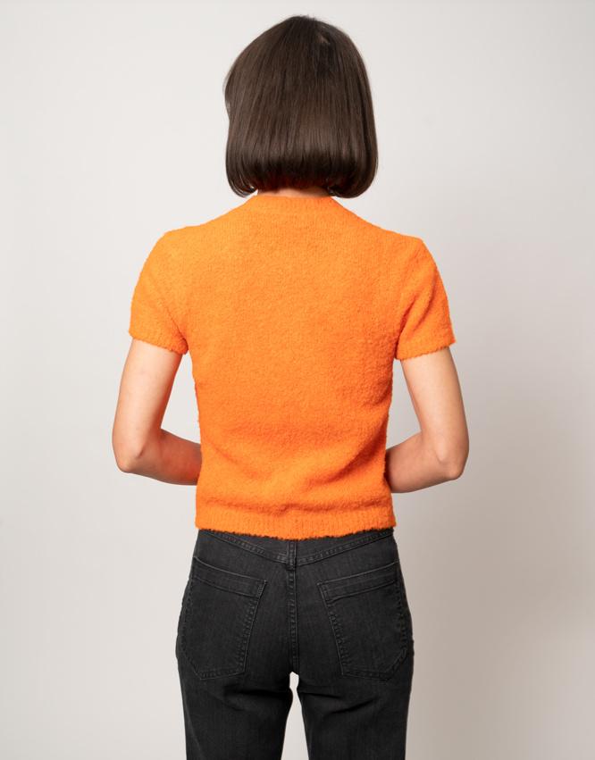 Rachel Comey Rachel Comey Bo Sweater: Orange
