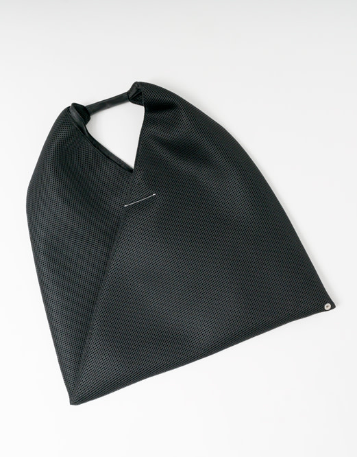 MM6 MAISON MARGIELA MM6 Japanese Medium Bag in Black