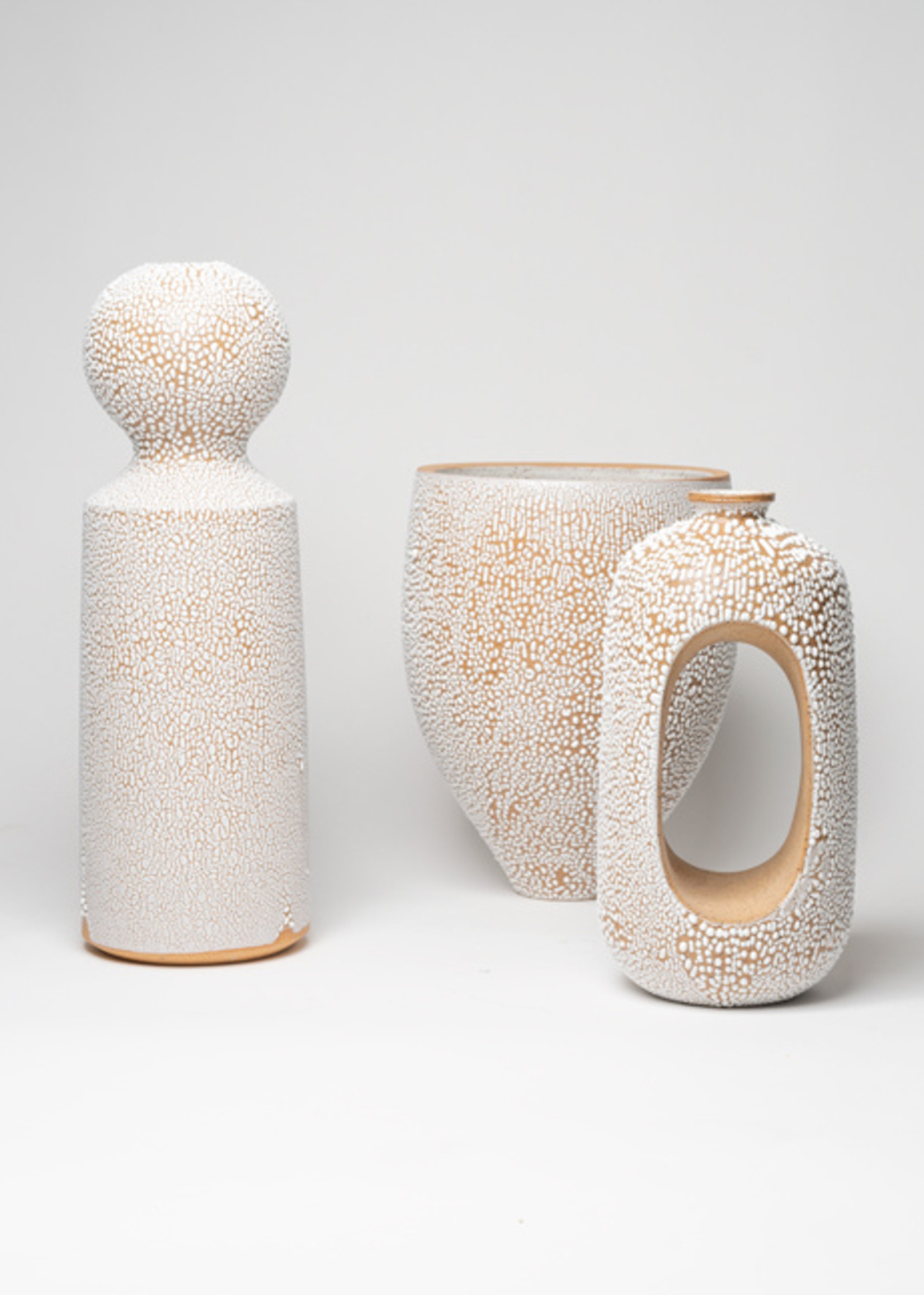 Natan Moss Ceramics Natan Moss Ceramic Narrow Fitted Bowl