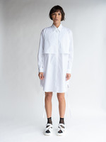 MM6 MAISON MARGIELA MM6 Maison Margiela White Shirt Dress
