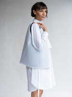 MM6 MAISON MARGIELA MM6 Maison Margiela Medium Japanese Tote White Mesh