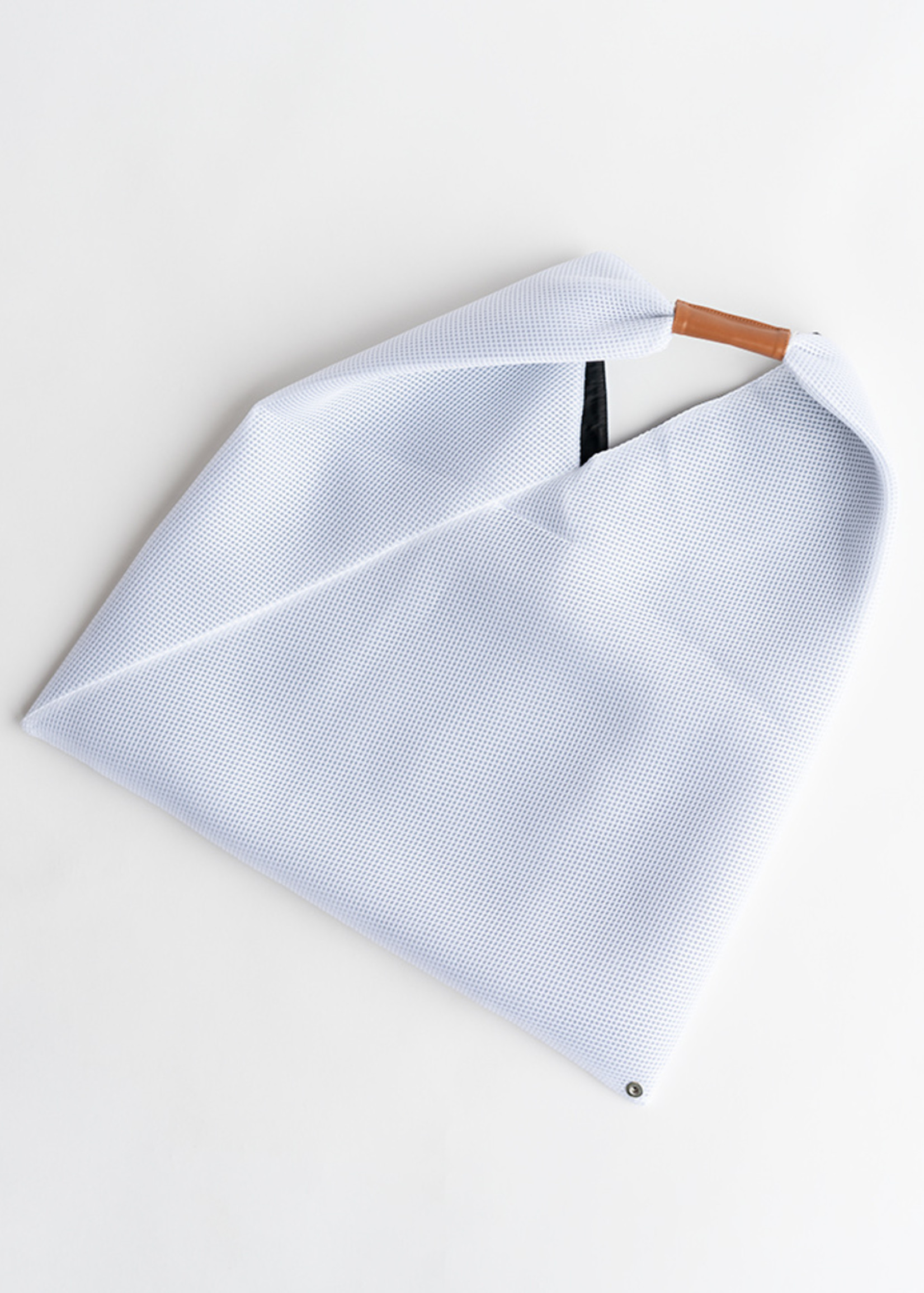 MM6 MAISON MARGIELA Medium Japanese Tote White Mesh