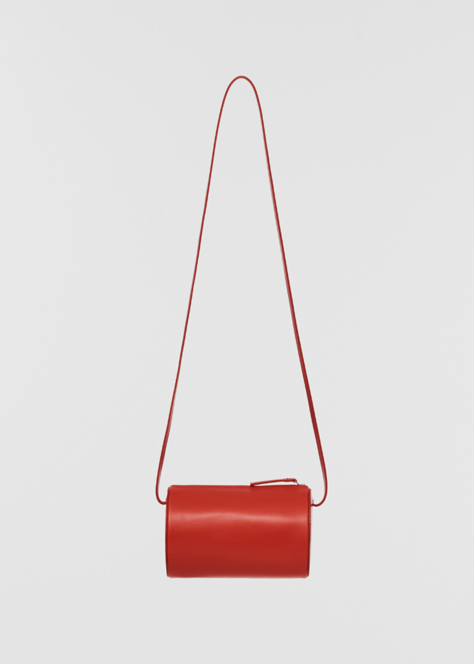 Building Block Cylinder Sling in Red