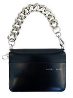 KARA KARA Large Bike Chain Wristlet in Black
