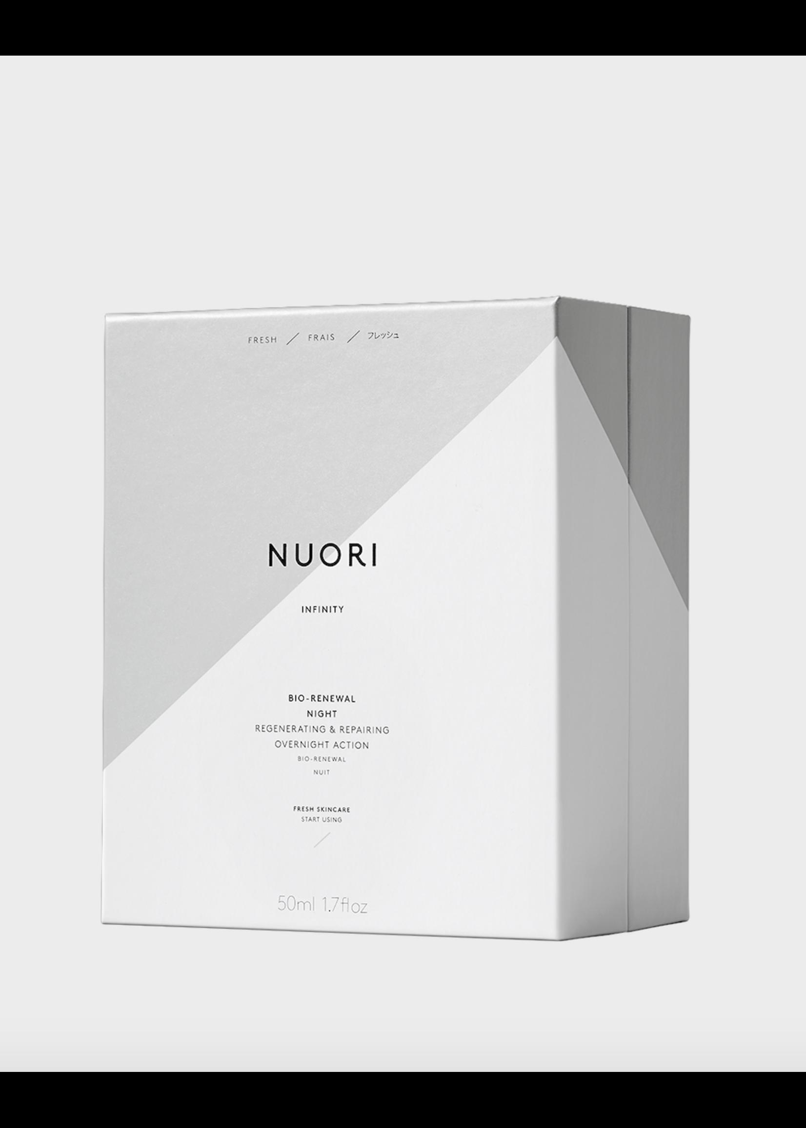 NUORI Bio-Renewal Night Cream 50ml