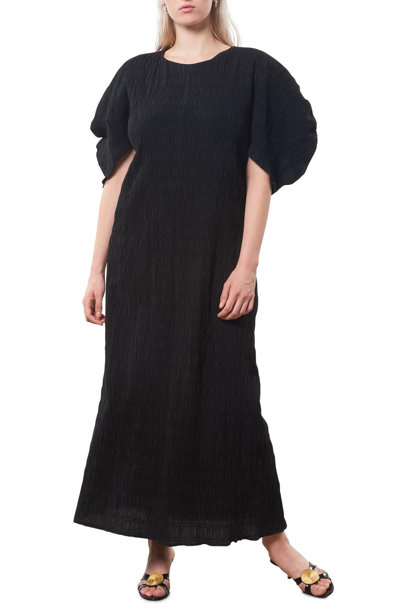 Mara Hoffman Mara Hoffman Aranza Dress in Black