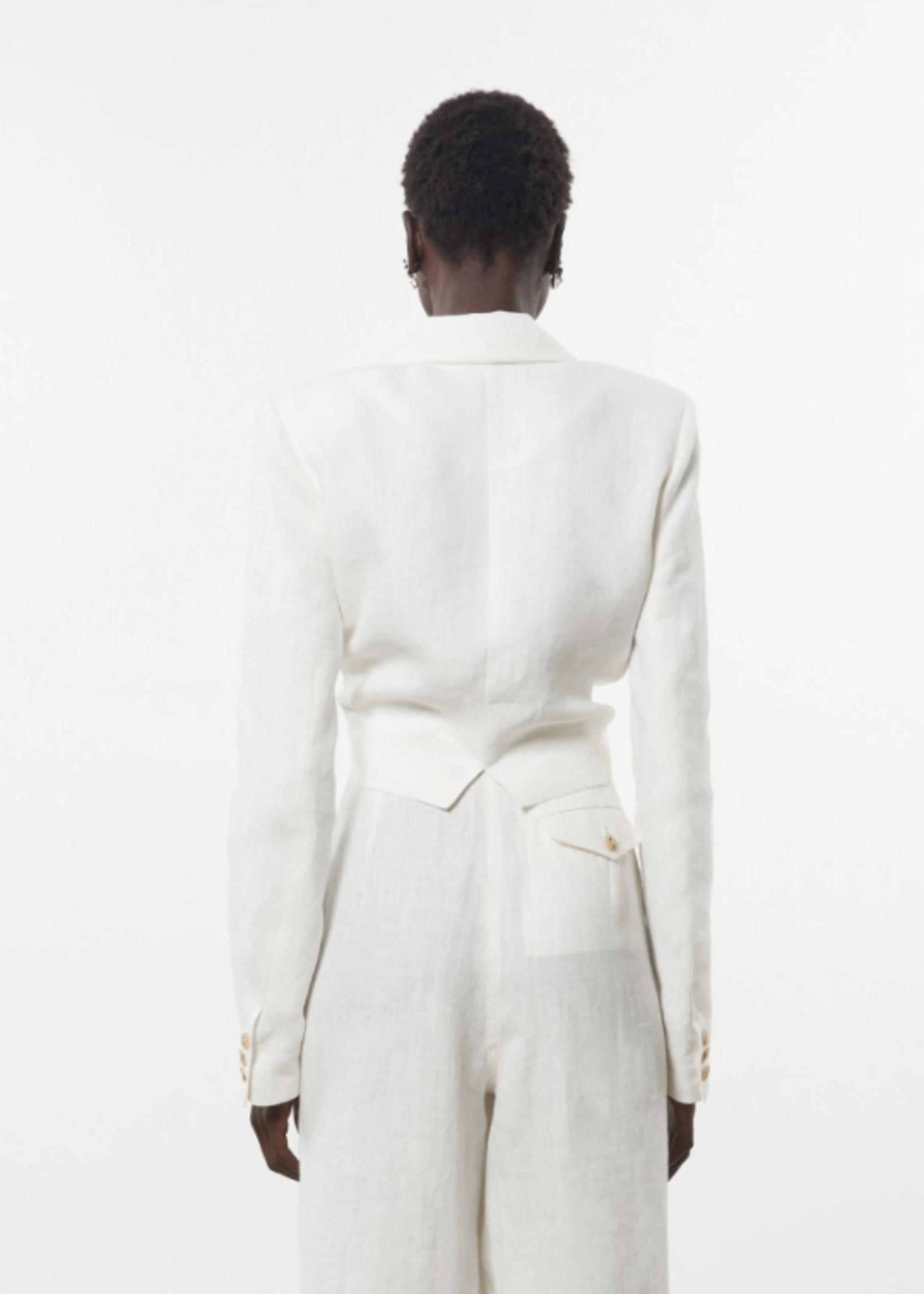 Mara Hoffman Eldora Pant in White