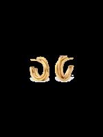 Completed Works Completed Works Encounter Gold Vermeil Hoop Earrings