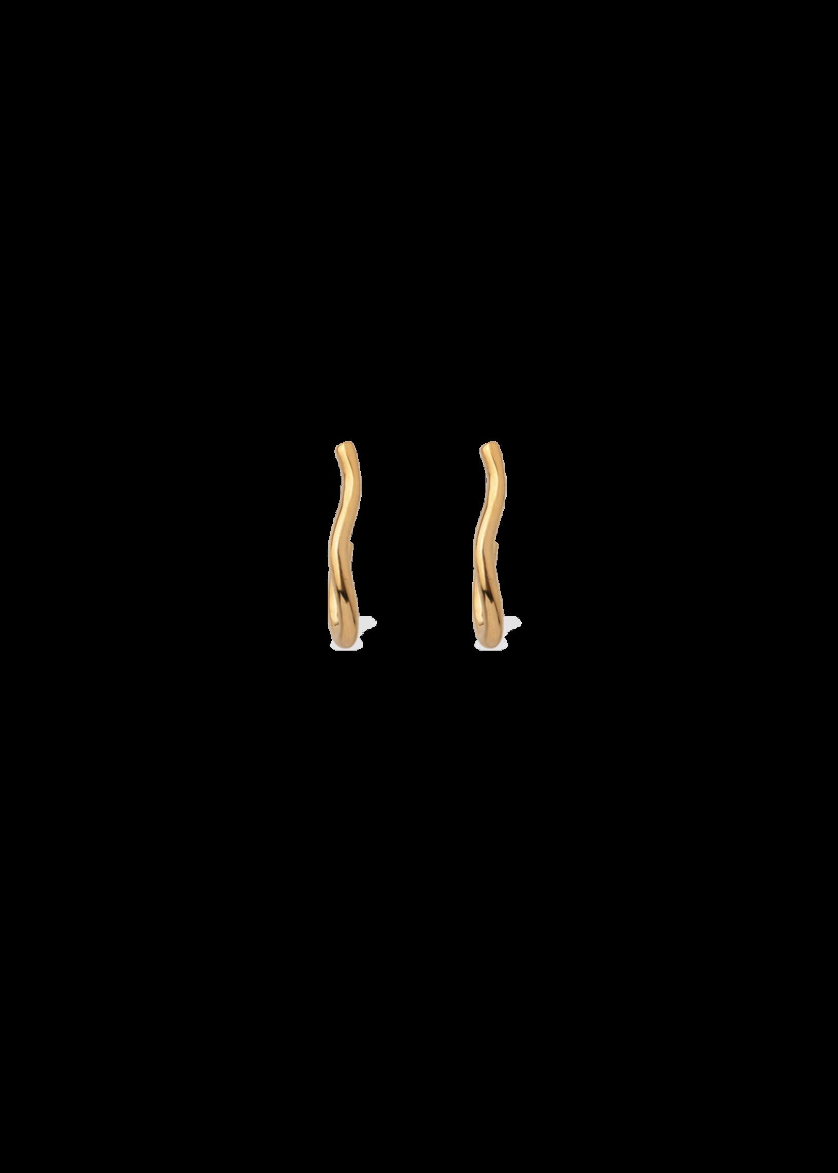 Completed Works Fall II Gold Vermeil Earrings
