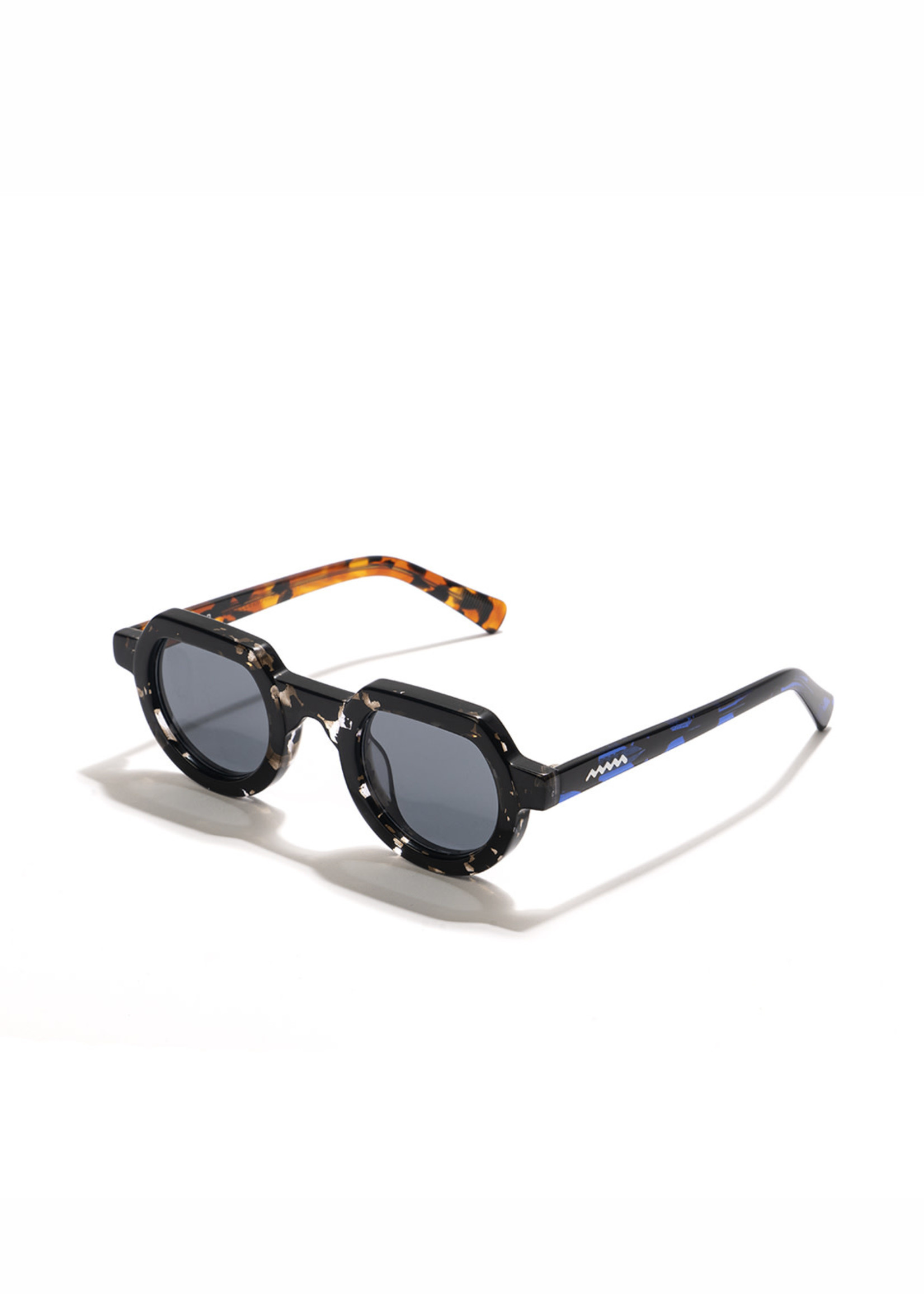 Brain Dead Tani Sunglasses in Multi-Tortoise