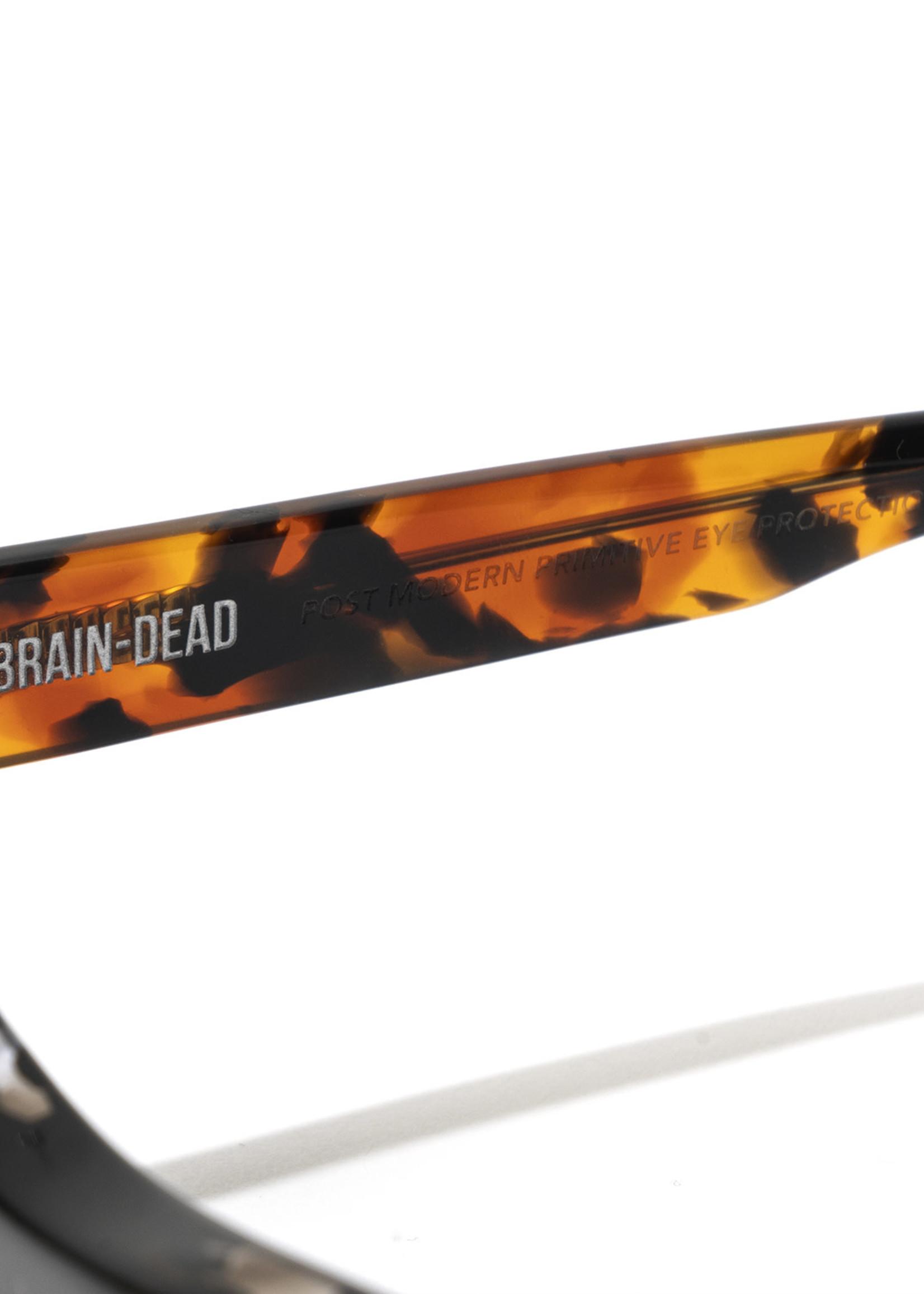 Brain Dead Kopelman Sunglasses in Multi-Tortoise