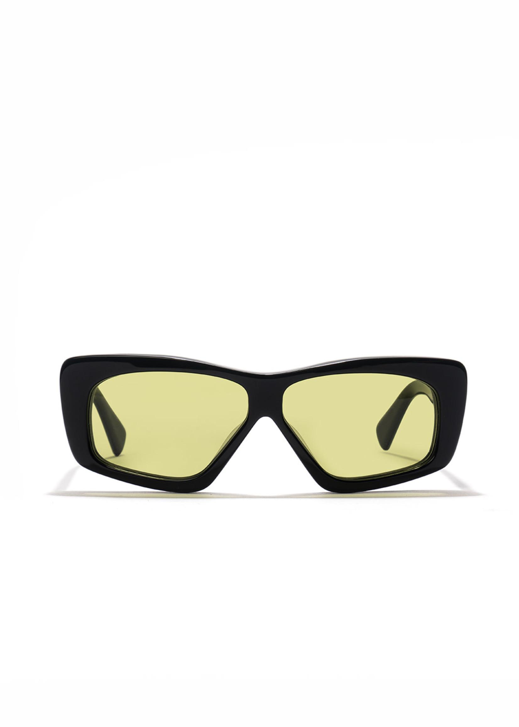 Brain Dead Kopelman Sunglasses in Black