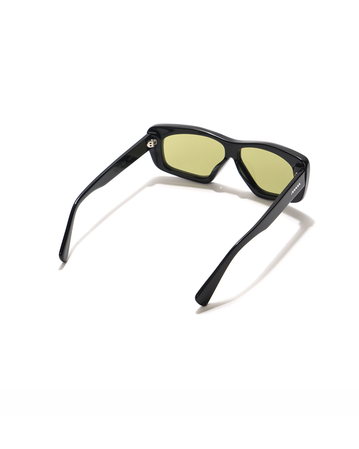 Brain Dead Kopelman Sunglasses in Black