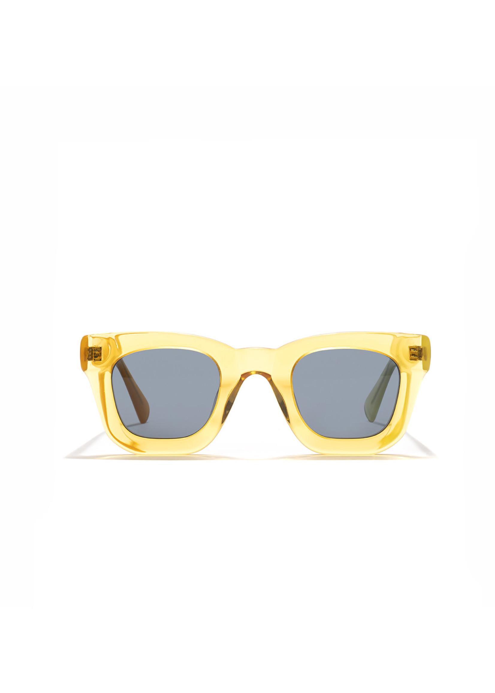 Brain Dead Elia Sunglasses in Multi-Amber