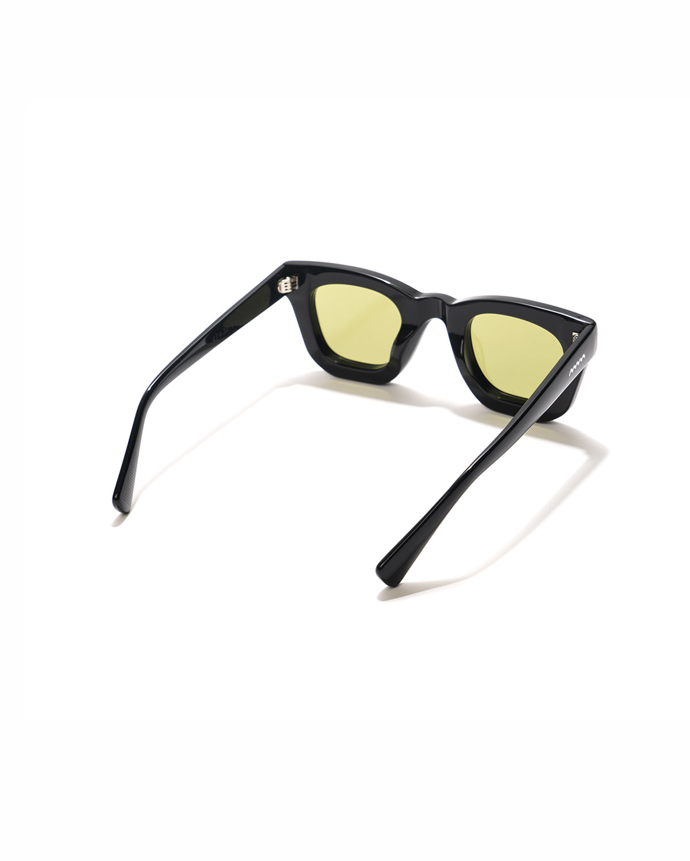 Brain Dead Elia Sunglasses in Black