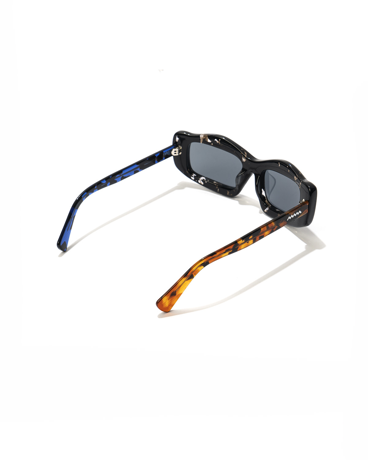 Brain Dead Kurata Sunglasses in Multi-Tortoise
