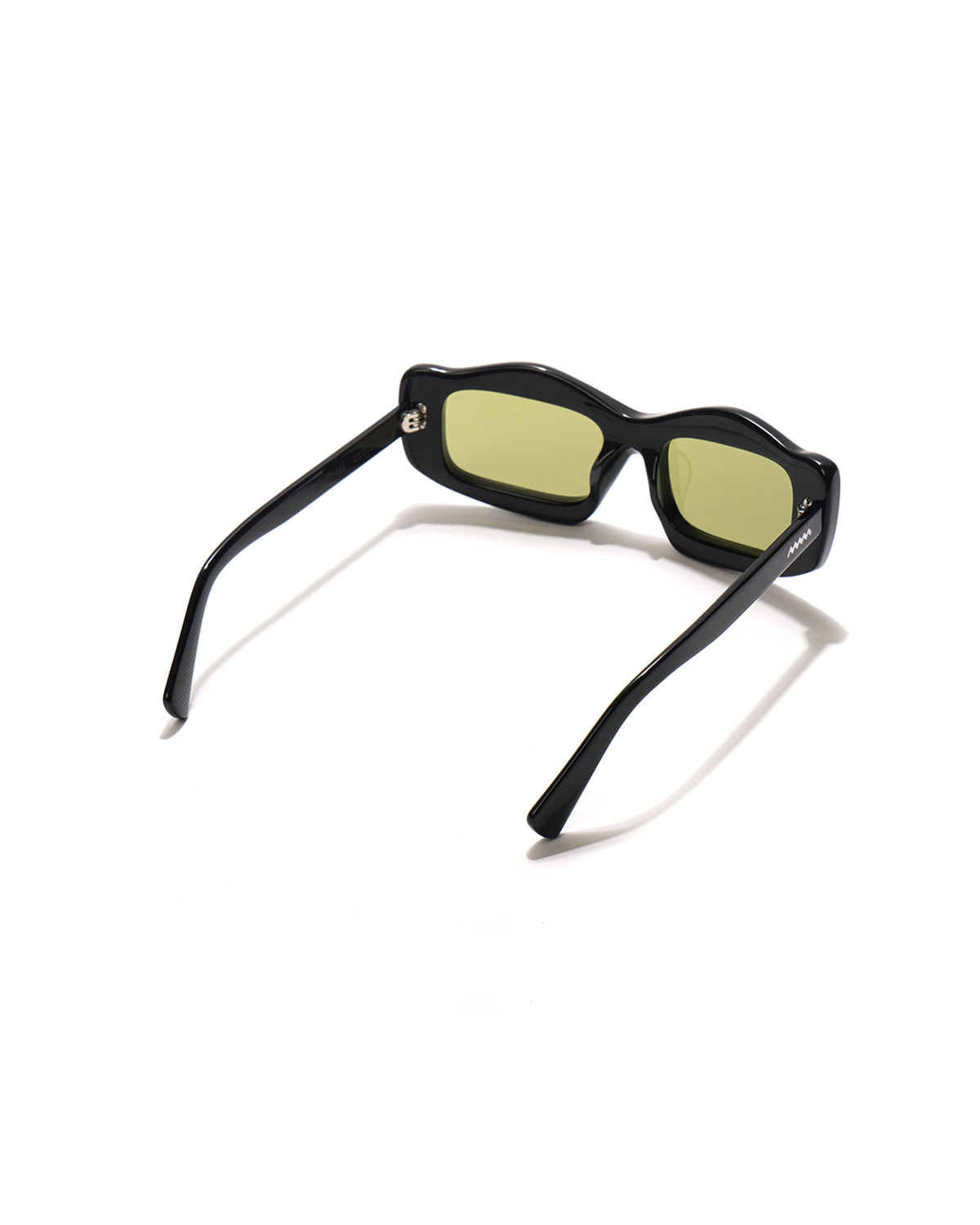 Brain Dead Kurata Sunglasses in Black