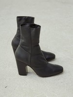 Rachel Comey Rachel Comey Saco Boots in Black Leather