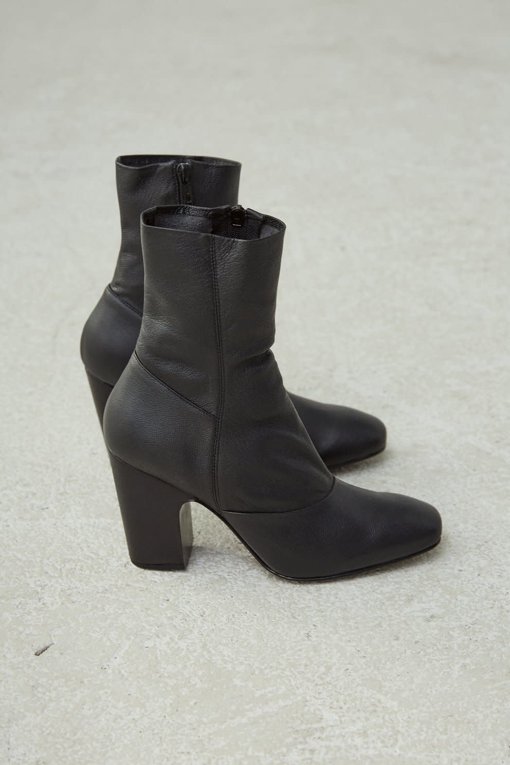 Rachel Comey Rachel Comey Saco Boots in Black Leather