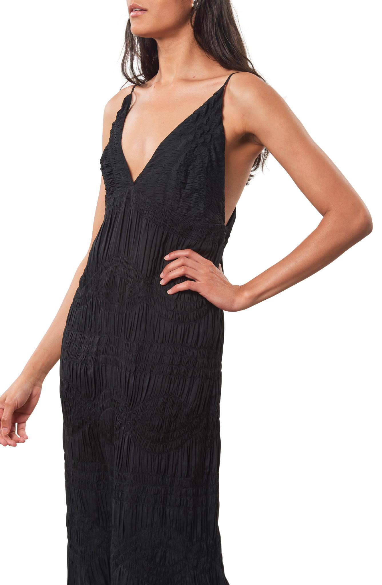 Mara Hoffman Mara Hoffman Keira Dress in Black