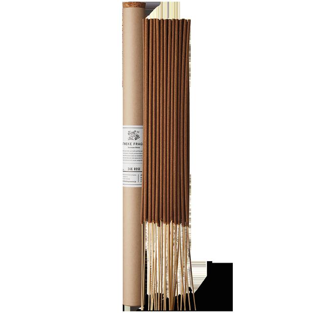 Apotheke Japan Japanese Incense: 24K Rose