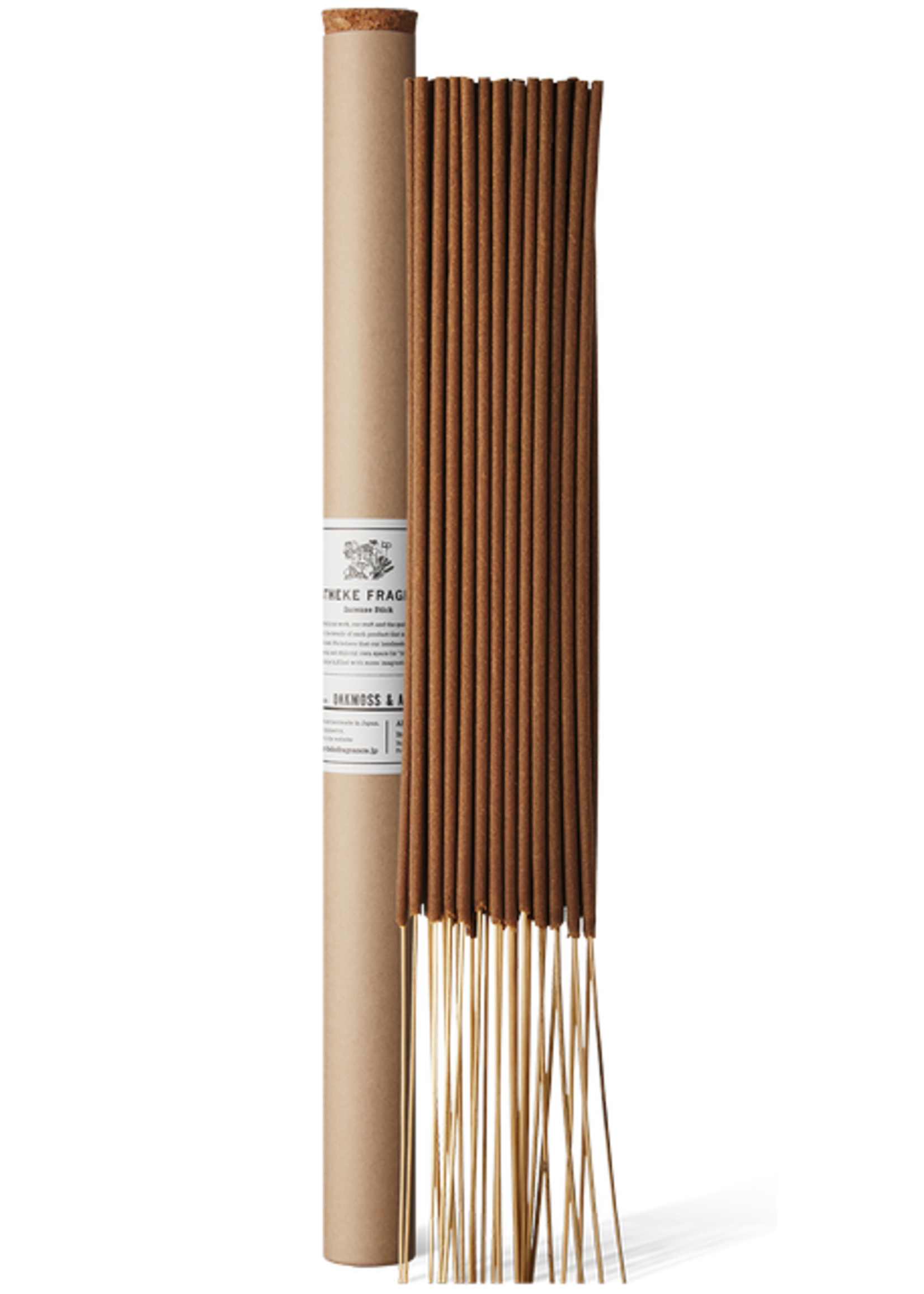 APFR Japan Japanese Incense: Oakmoss & Amber