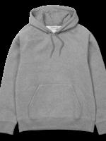 Carhartt Work In Progress Carhartt WIP Chase Hooded Sweatshirt in Heather Grey