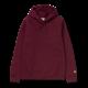 Carhartt Work In Progress Chase Hooded Sweatshirt in Bordeaux