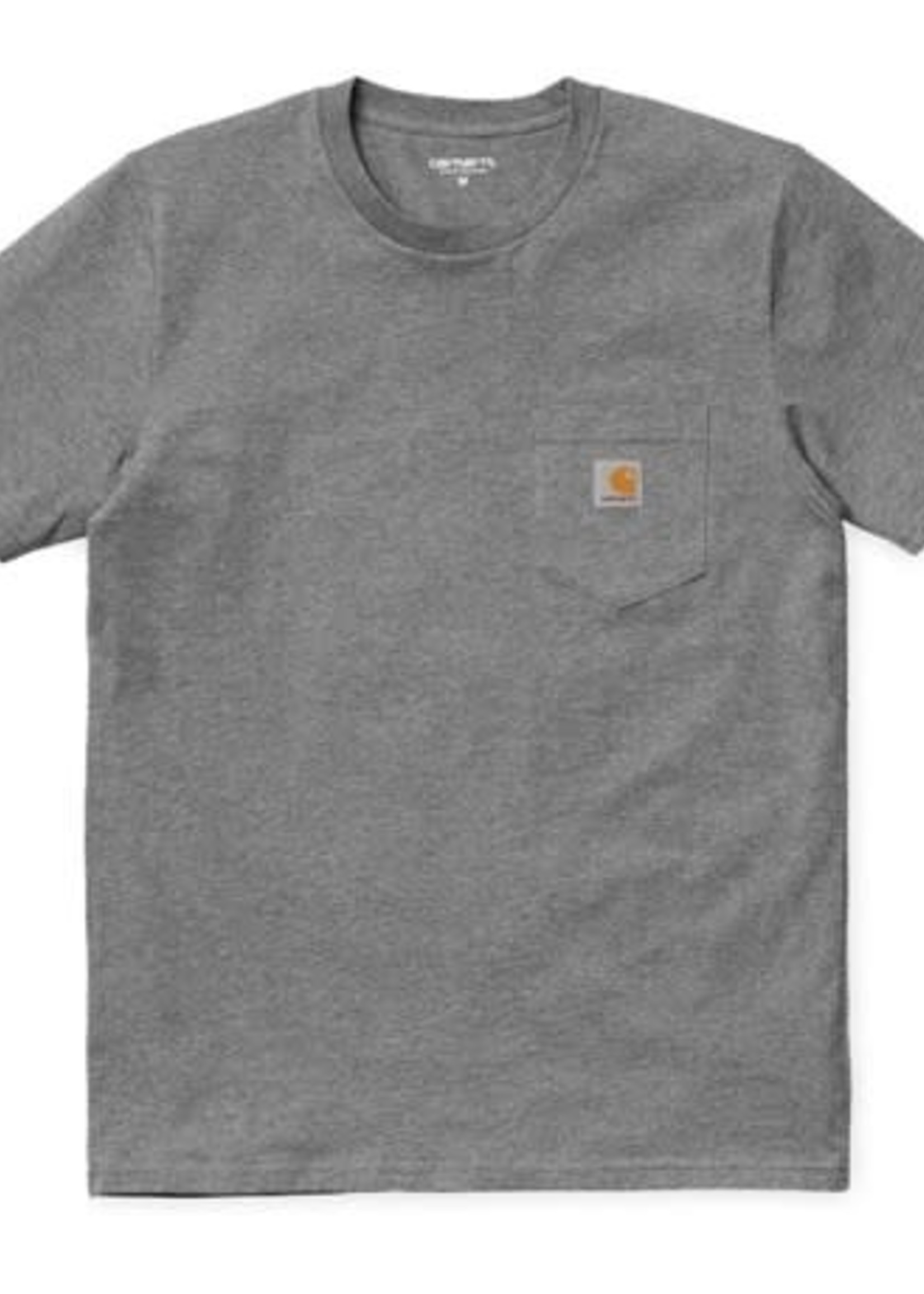 Carhartt Work In Progress Pocket T-shirt in Dark Heather