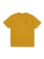 Carhartt Work In Progress Carhartt WIP University Script T-shirt in Colza