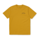 Carhartt Work In Progress University Script T-shirt in Colza