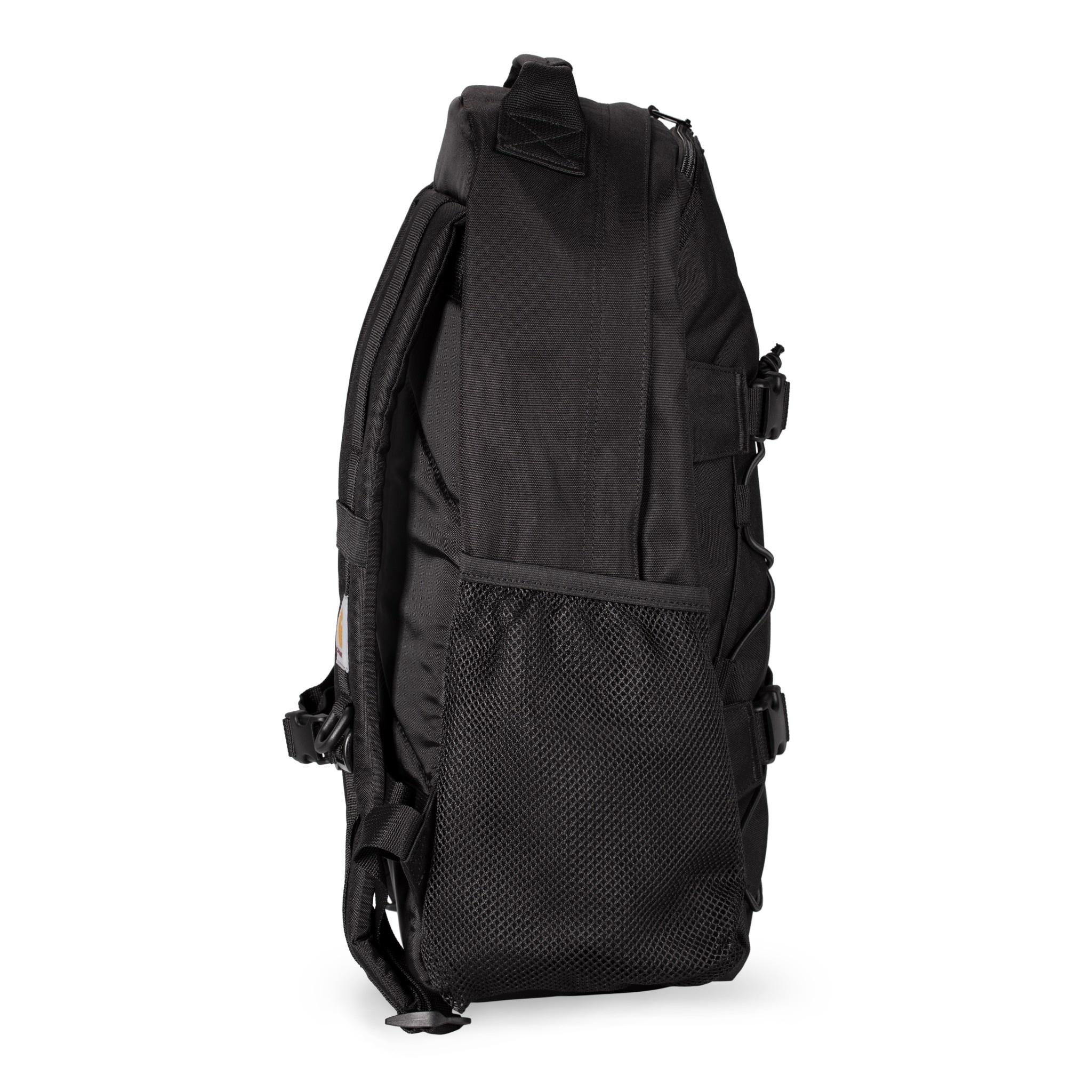 Carhartt Work In Progress Kickflip Backpack in Black