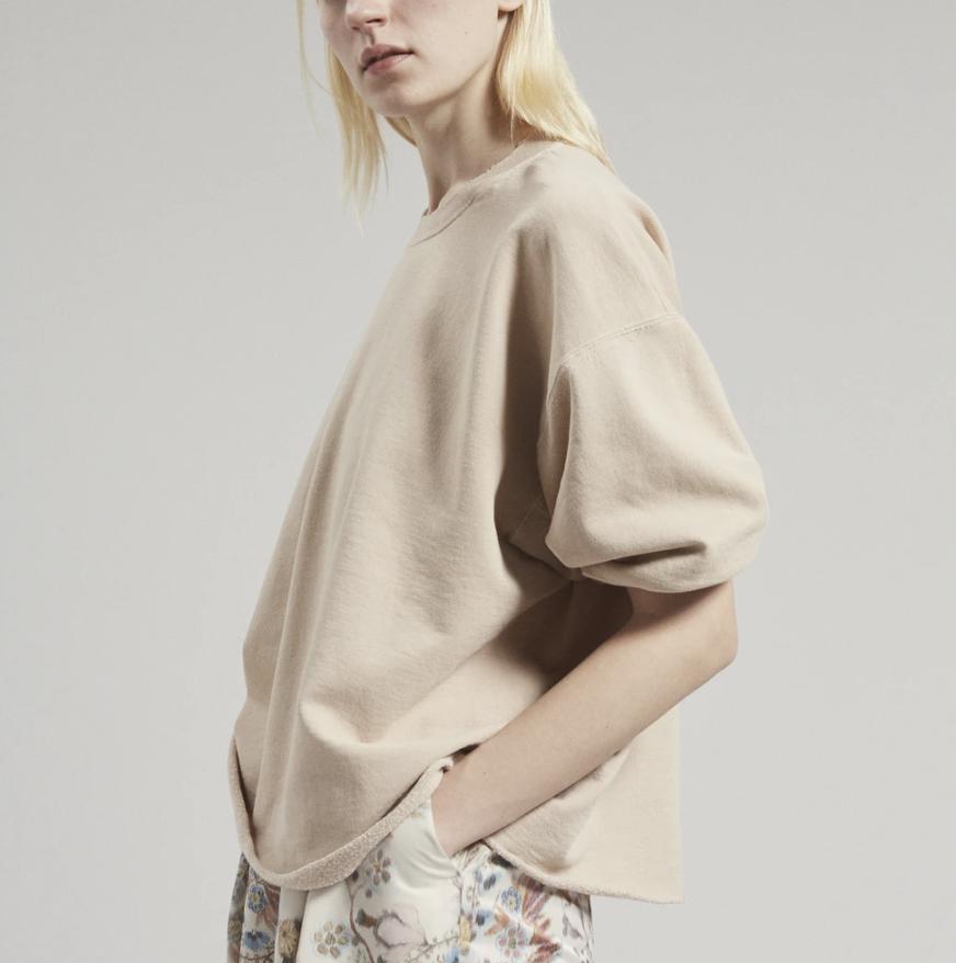 Rachel Comey Fond Sweatshirt in Beige