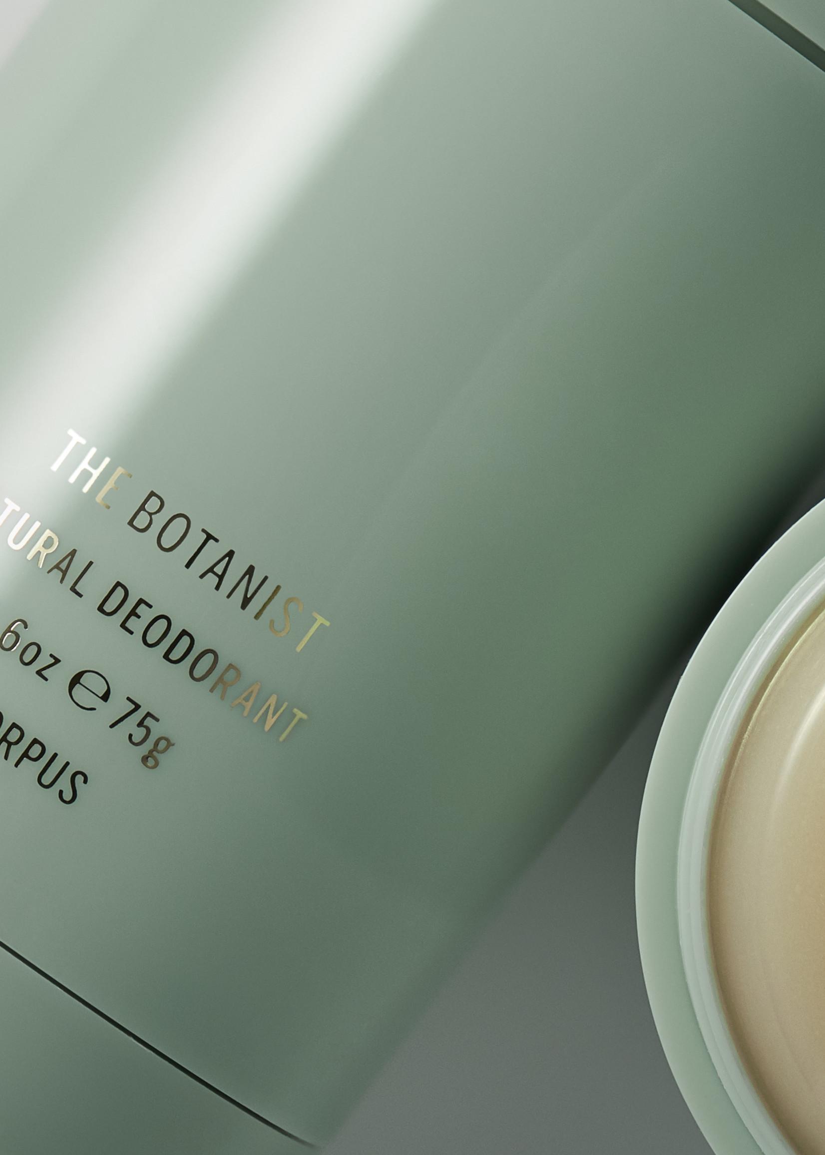 Corpus Natural Deodorant: The Botanist 2.6oz