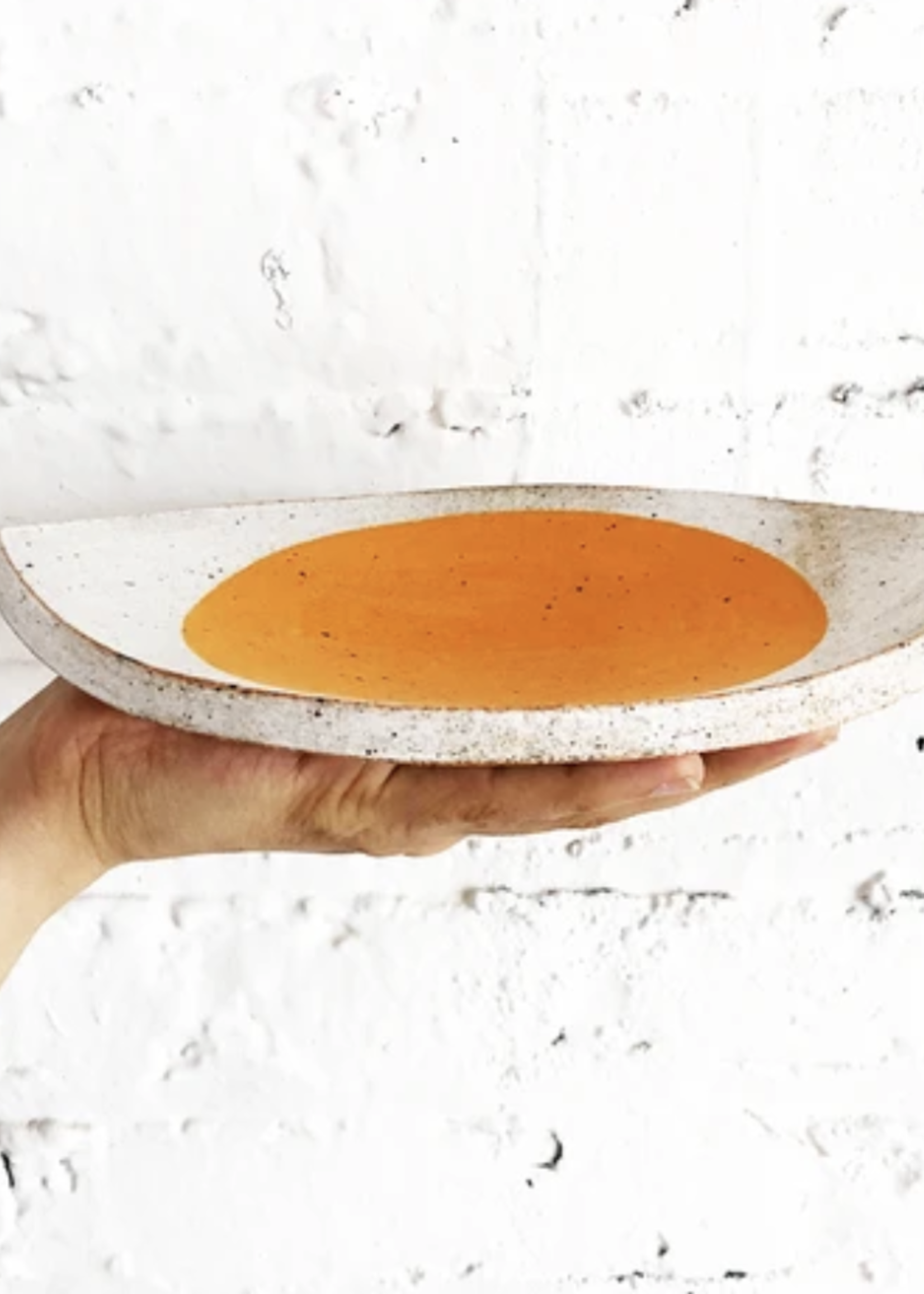 MQuan Medium Eye Dish in Marigold Moon