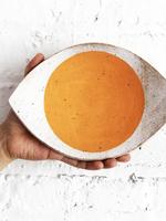 MQuan MQUAN Eye Dish in Marigold Moon
