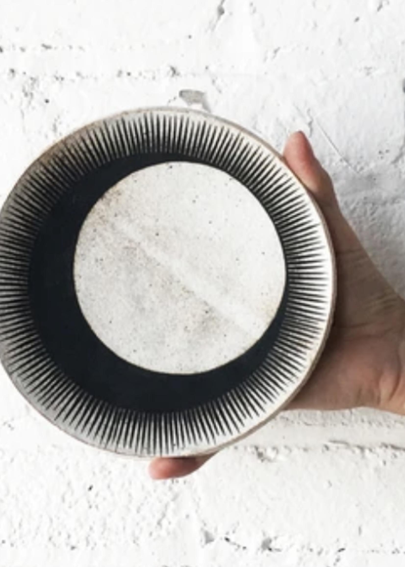 MQuan Crescent Eclipse Dish in Black