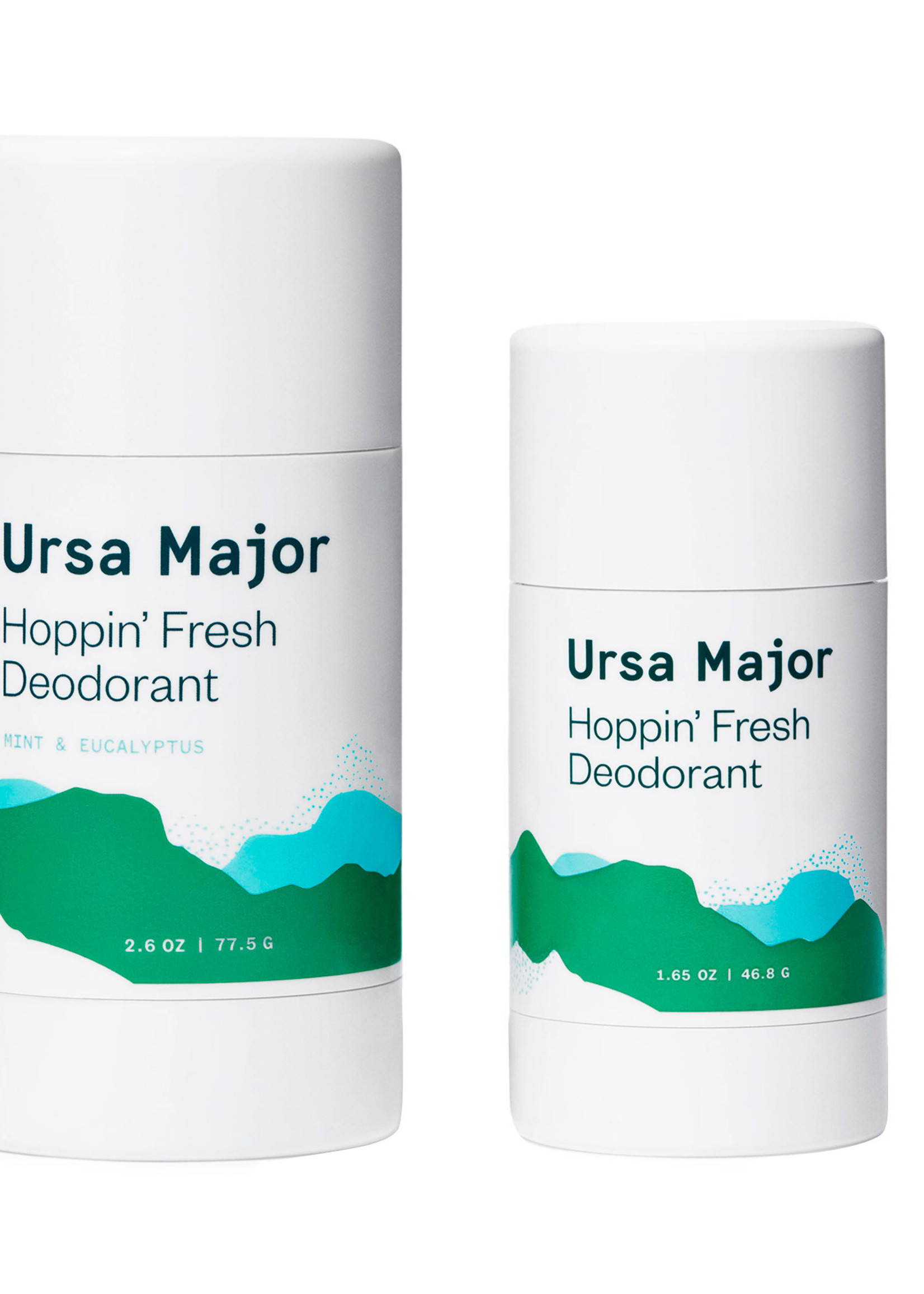 Ursa Major Travel Size Hoppin Fresh Deodorant