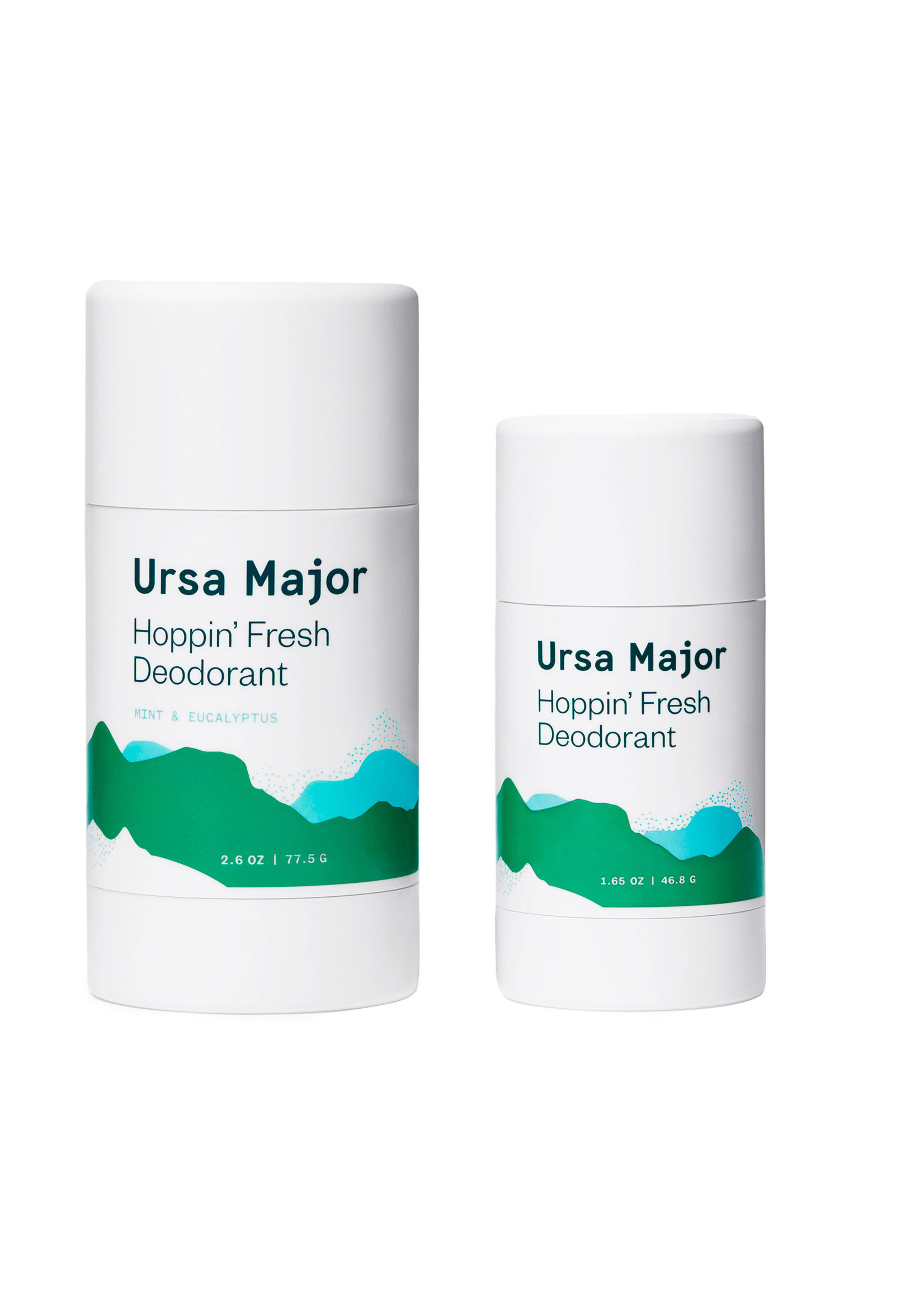 Ursa Major Travel Size Hoppin Fresh Deodorant