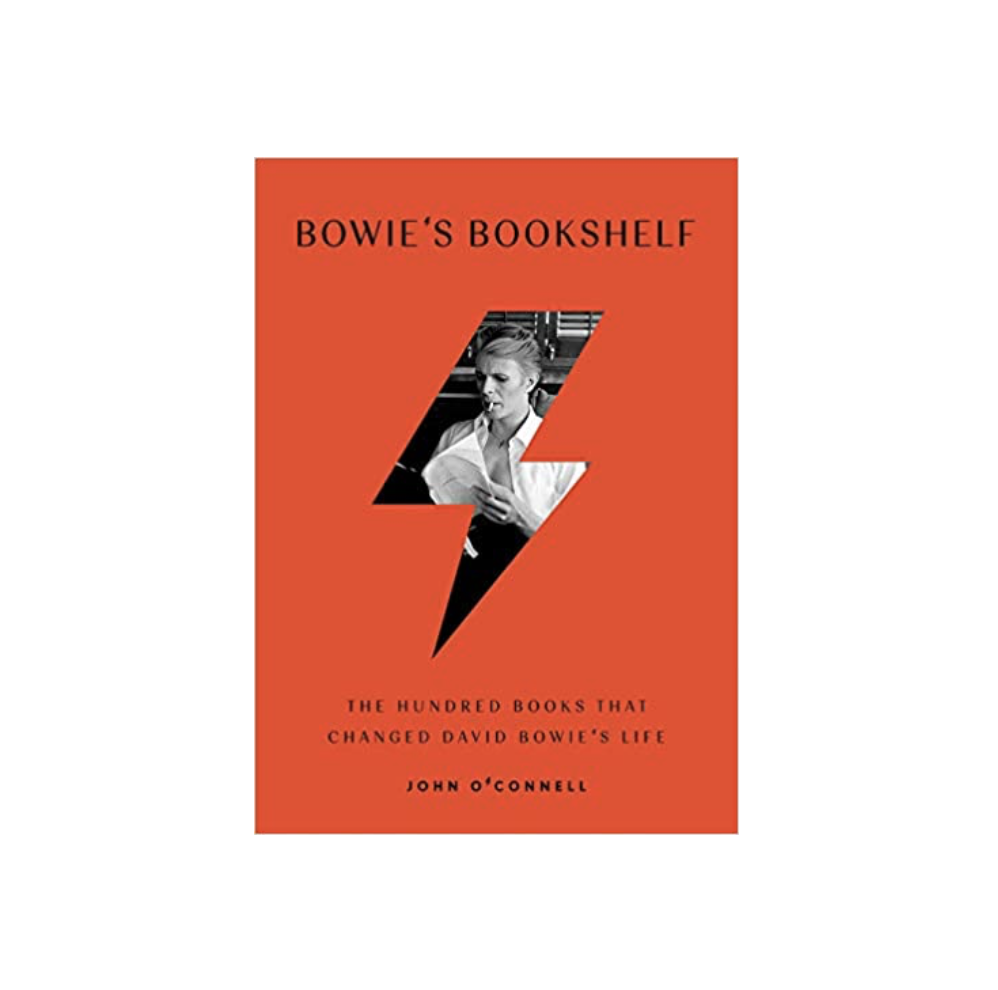 Bowie's Bookshelf: The 100 books that changed David Bowie's life