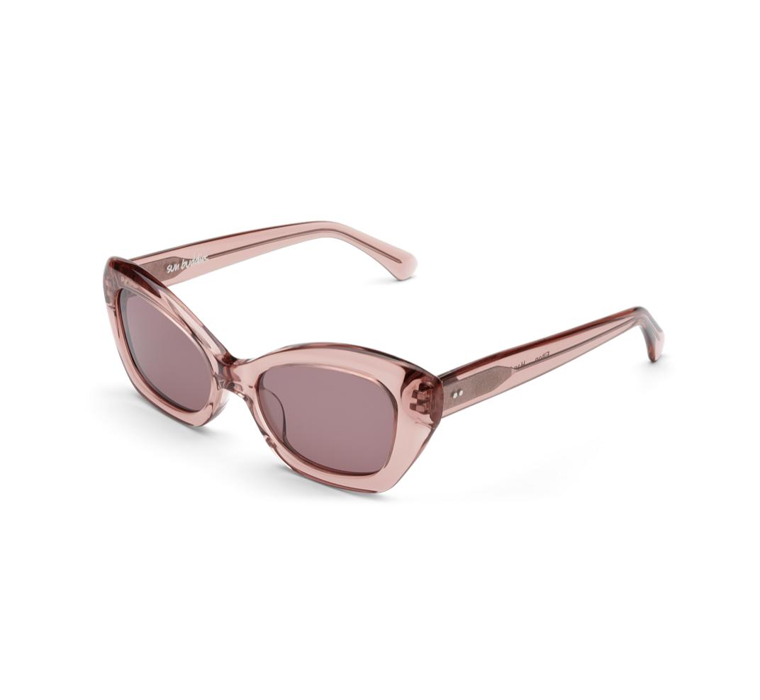 Sun Buddies Elton Sunglasses in Natural Wine