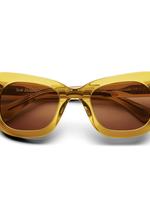 Sun Buddies Sun Buddies Ethan Sunglasses in Honey Mustard