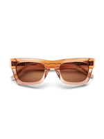 Sun Buddies Sun Buddies Greta Sunglasses in Pale Orange