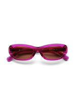 Sun Buddies Sun Buddies Miuccia Sunglasses in Magenta