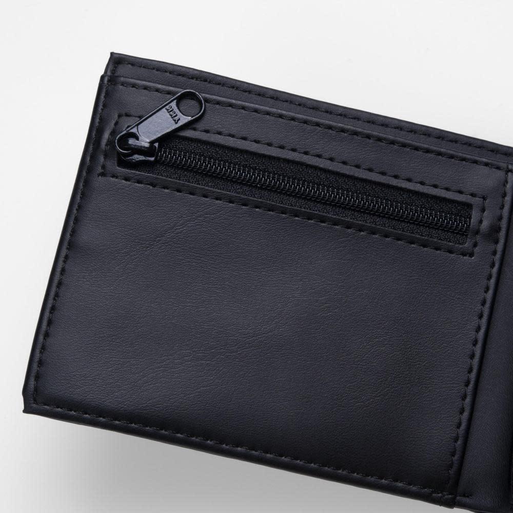 Carhartt Work In Progress Coated Billfold Wallet in Camo Laurel