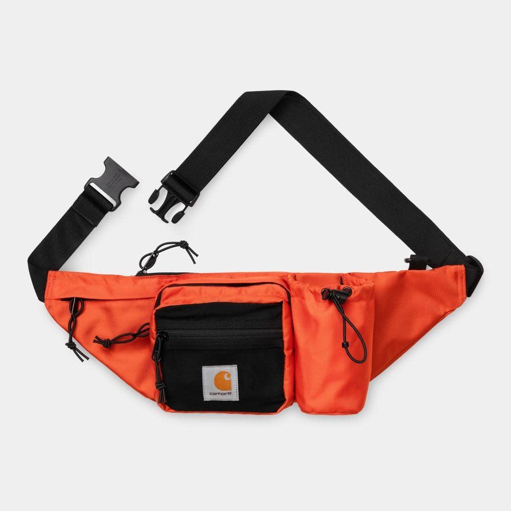 Carhartt Work In Progress Delta Hip Bag in Safety Orange