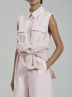 Rachel Comey Rachel Comey Eldridge Jumpsuit in Pink