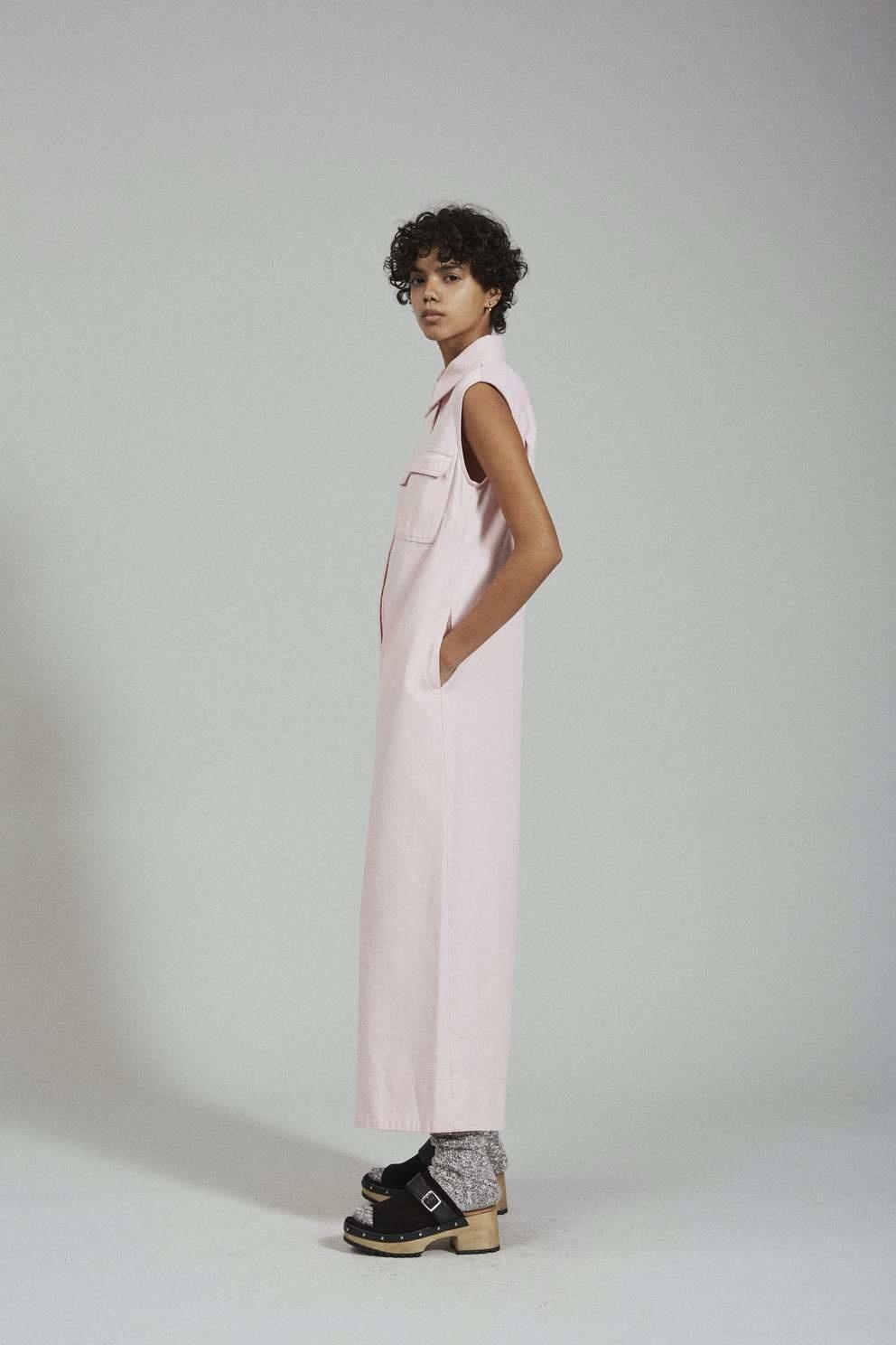 Rachel Comey Eldridge Jumpsuit in Pink